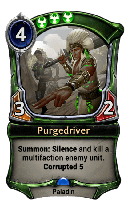 Card image for Purgedriver