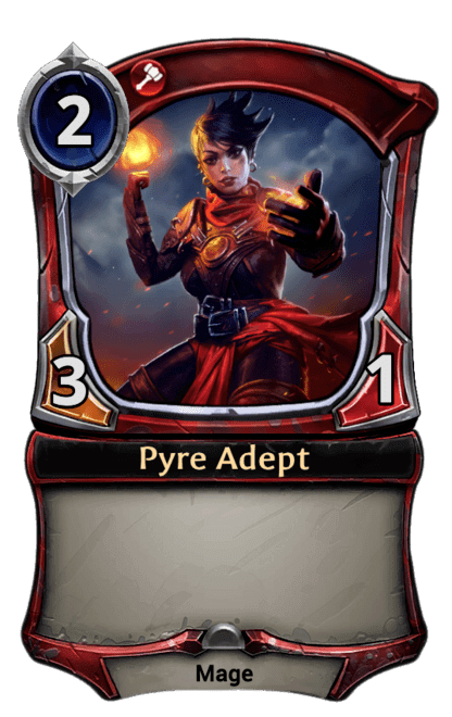 Card image for Pyre Adept