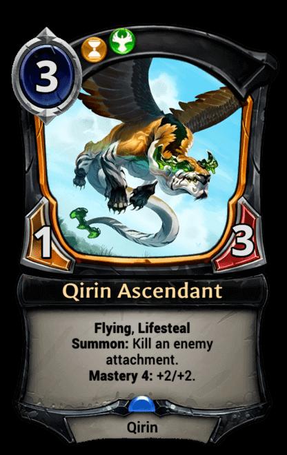 Card image for Qirin Ascendant