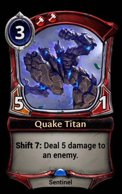 Card image for Quake Titan