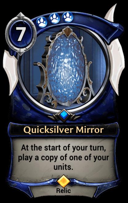 Card image for Quicksilver Mirror