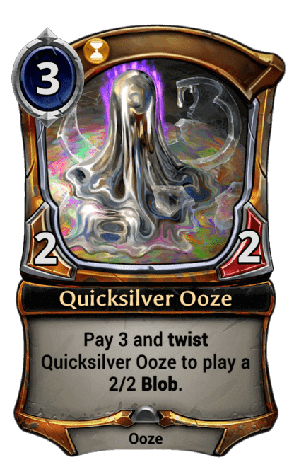 Card image for Quicksilver Ooze