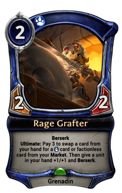 Card image for Rage Grafter