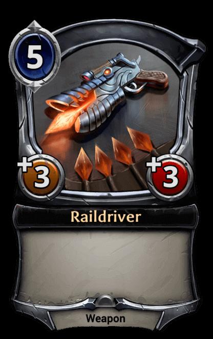 Card image for Raildriver