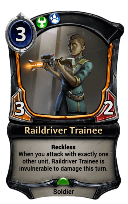 Card image for Raildriver Trainee