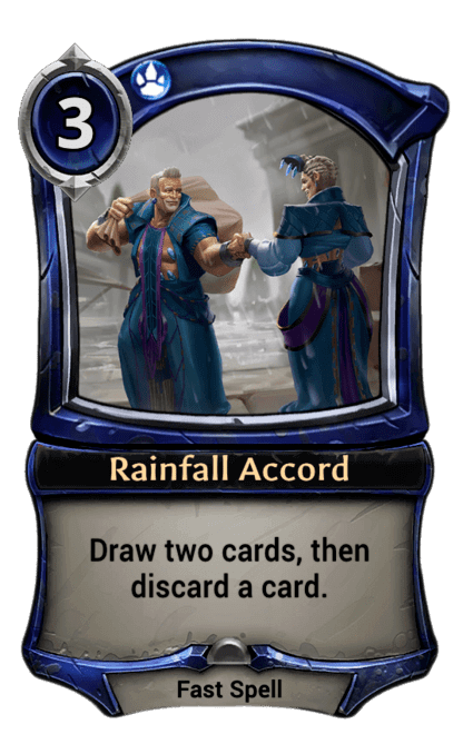 Card image for Rainfall Accord