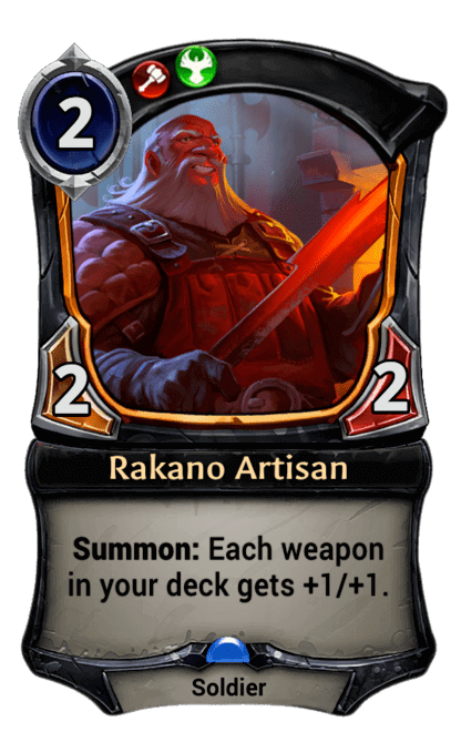 Card image for Rakano Artisan