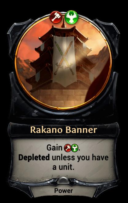 Card image for Rakano Banner