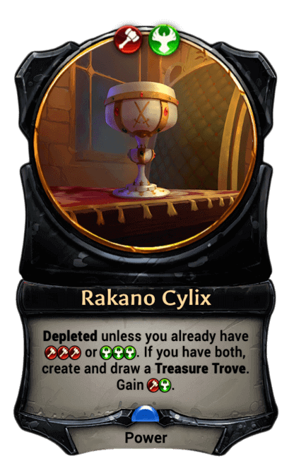 Card image for Rakano Cylix