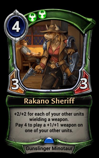 Card image for Rakano Sheriff