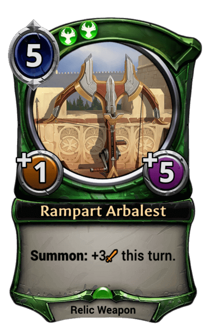 Card image for Rampart Arbalest
