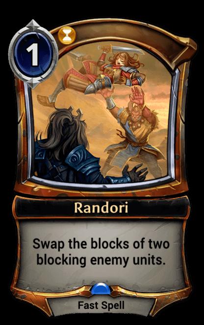 Card image for Randori