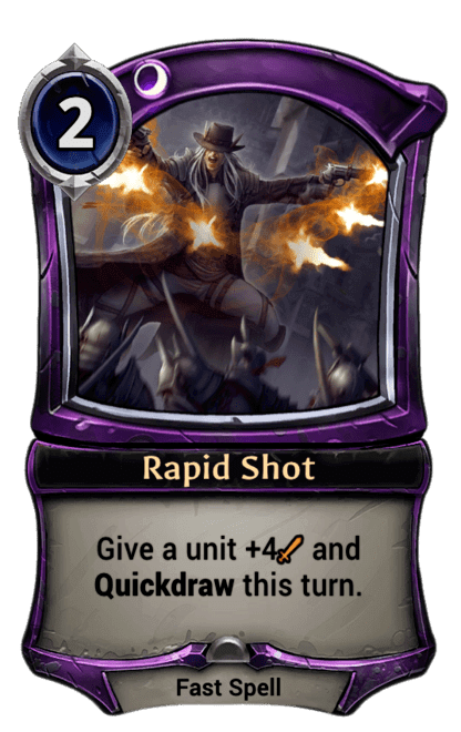 Card image for Rapid Shot