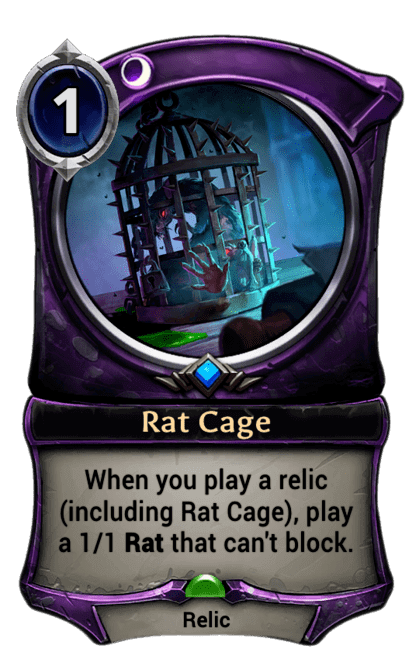 Card image for Rat Cage