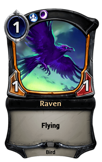 Card image for Raven