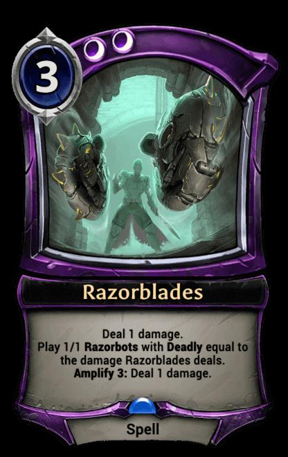 Card image for Razorblades