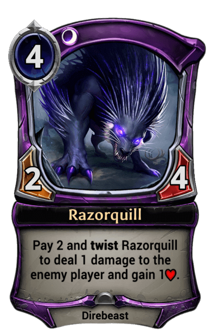 Card image for Razorquill