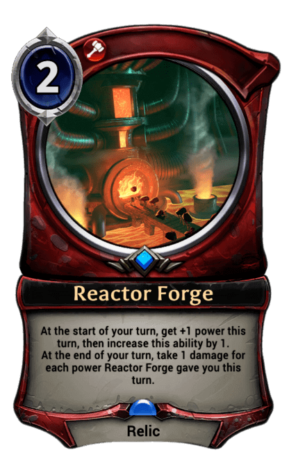 Card image for Reactor Forge