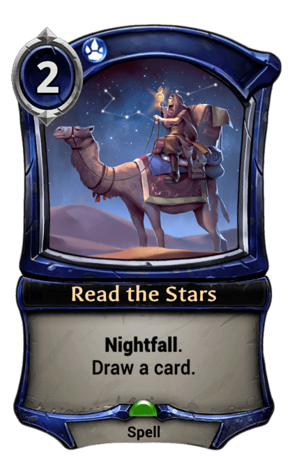 Card image for Read the Stars