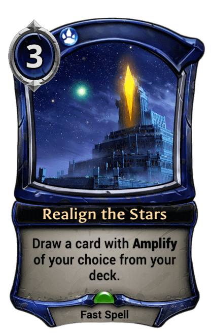 Card image for Realign the Stars