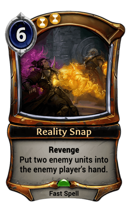 Card image for Reality Snap