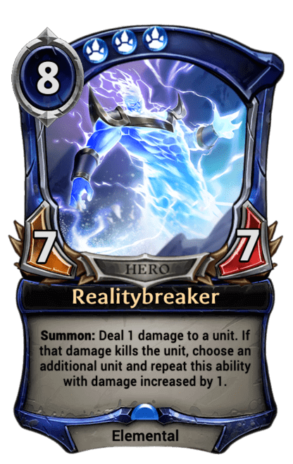 Card image for Realitybreaker