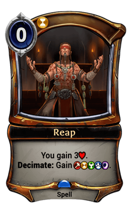 Card image for Reap