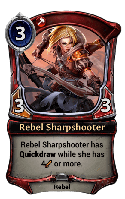 Card image for Rebel Sharpshooter