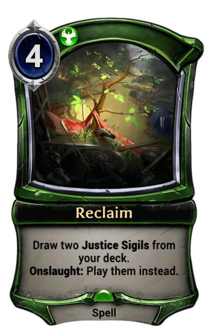 Card image for Reclaim