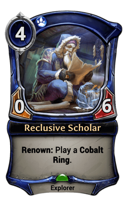 Card image for Reclusive Scholar