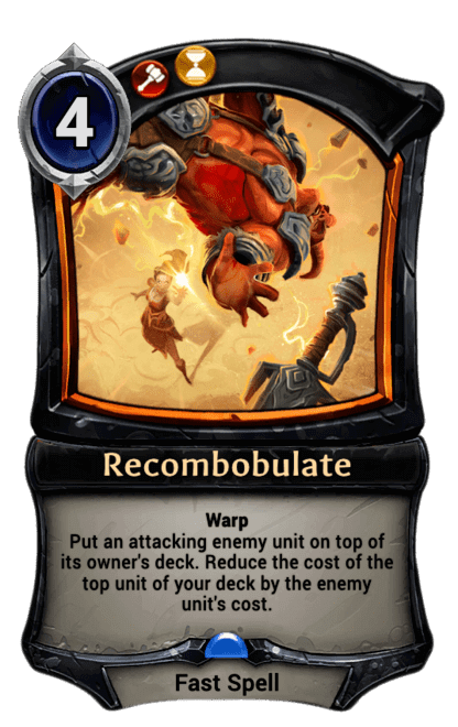 Card image for Recombobulate