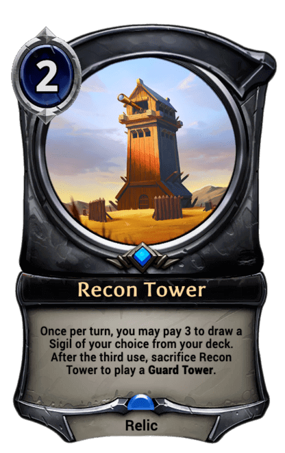 Card image for Recon Tower