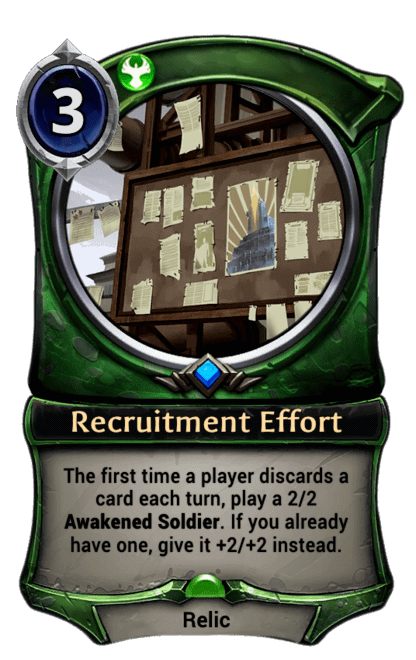 Card image for Recruitment Effort