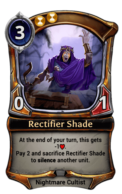 Card image for Rectifier Shade