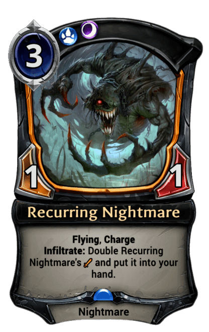 Card image for Recurring Nightmare