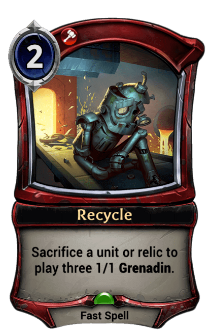 Card image for Recycle