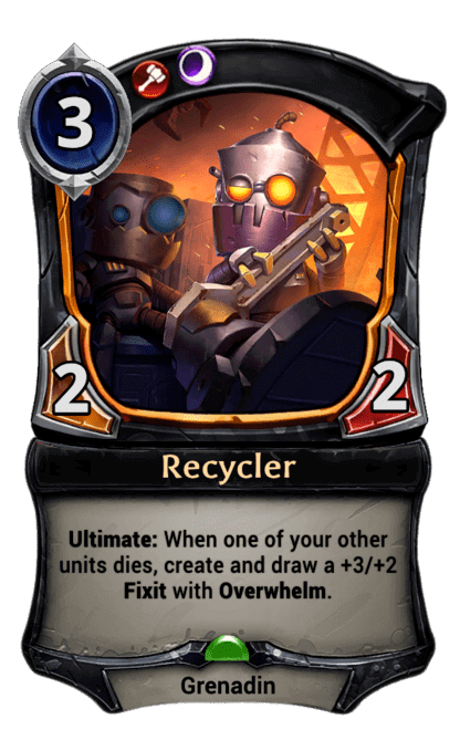 Card image for Recycler