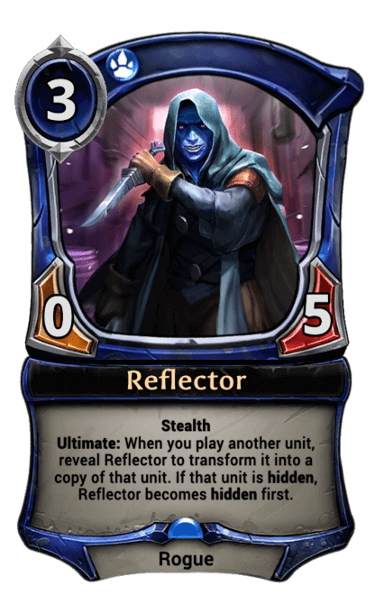 Card image for Reflector