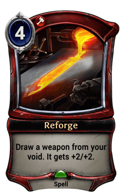 Card image for Reforge
