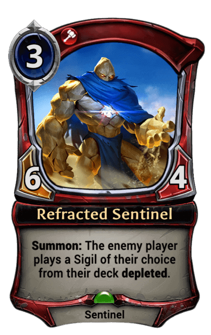 Card image for Refracted Sentinel