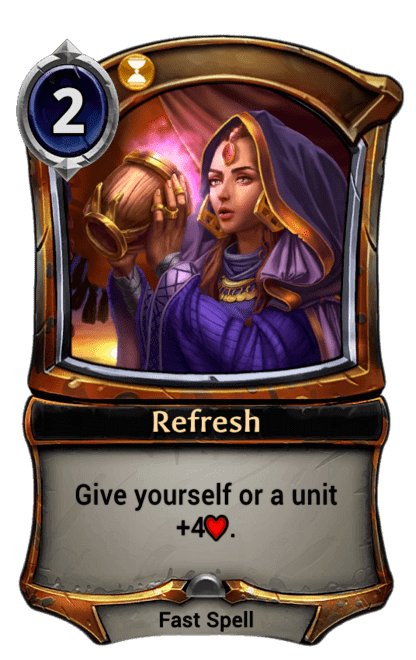 Card image for Refresh