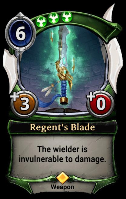 Card image for Regent's Blade