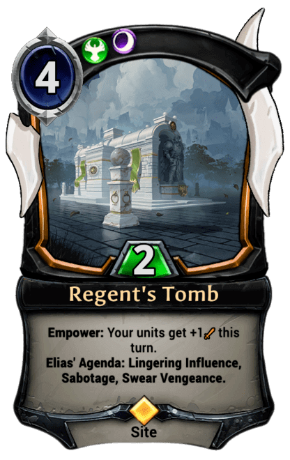 Card image for Regent's Tomb