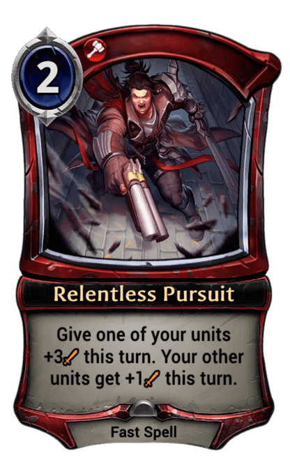 Card image for Relentless Pursuit