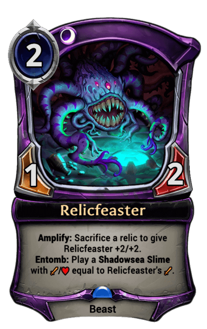 Card image for Relicfeaster