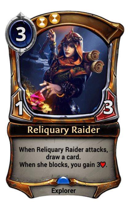 Card image for Reliquary Raider