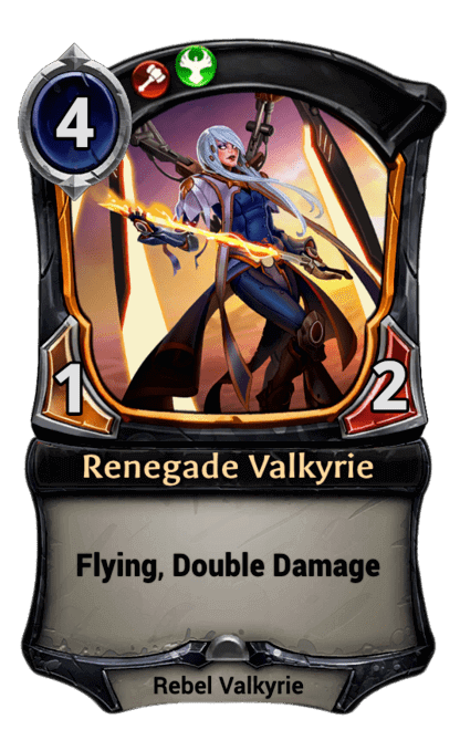 Card image for Renegade Valkyrie