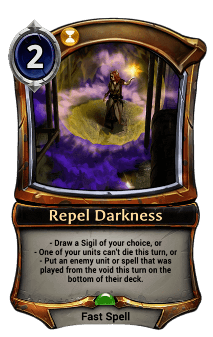 Card image for Repel Darkness