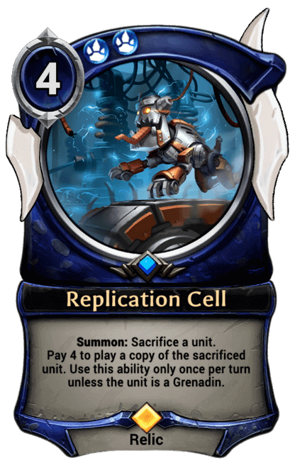Card image for Replication Cell