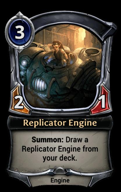 Card image for Replicator Engine